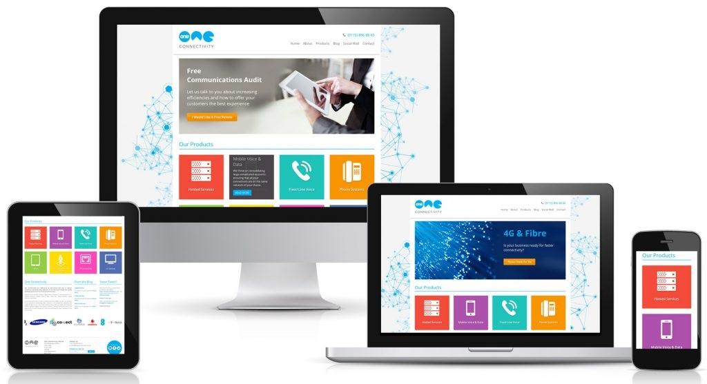 Jasa desain dan pembuatan website responsif-responsive